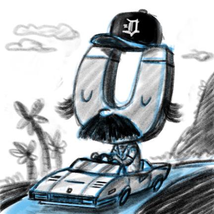 magnet pi p.i. jayrodesign jayro twitter doodle