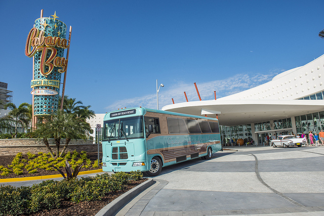 Cabana Bay Beach Resort Motor Lobby