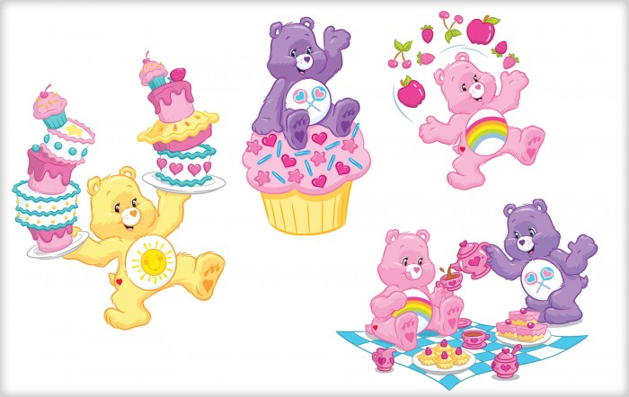 Care Bears Style Guide